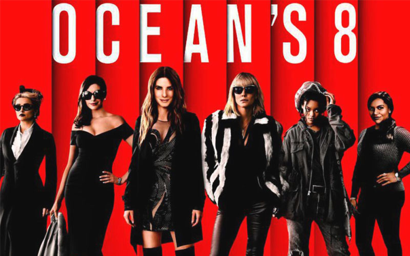 หนัง Ocean's 8
