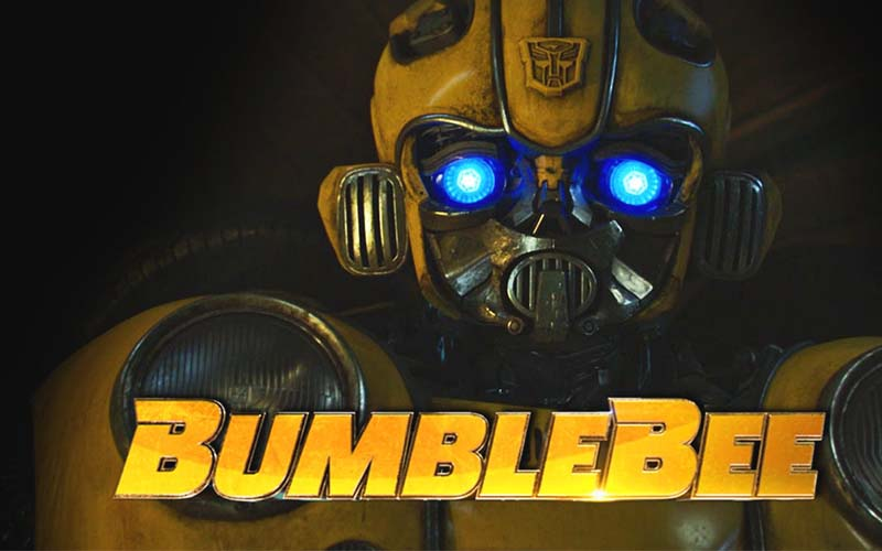 bubble bee movie
