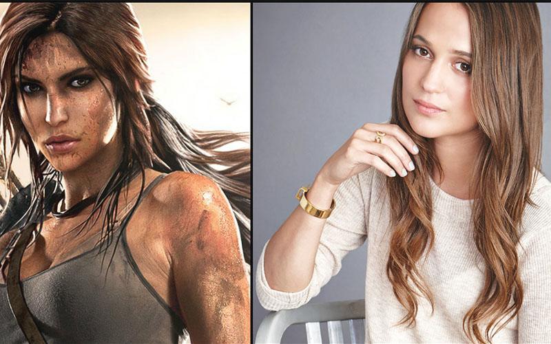 หนัง Tomb Raider